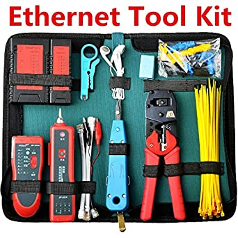 Noyafa Nf 801r A Rj45 Rj11 Usb Network Tool Kit Ethernet