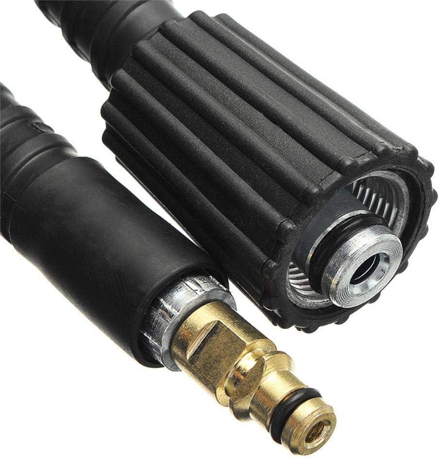 2320 PSI Verl/ängerungsschlauch zur Reinigung von Autowaschanlagen f/ür die K-Serie refined S-tubit Hochdruckreiniger-Schl/äuche 6//8//10 Meter Hochdruckreiniger-Schlauch 160 BAR