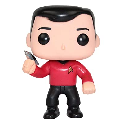 Funko POP Star Trek: Scotty Action Figure: Funko Pop! Television: Toys & Games