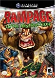 Rampage Total Destruction - GameCube