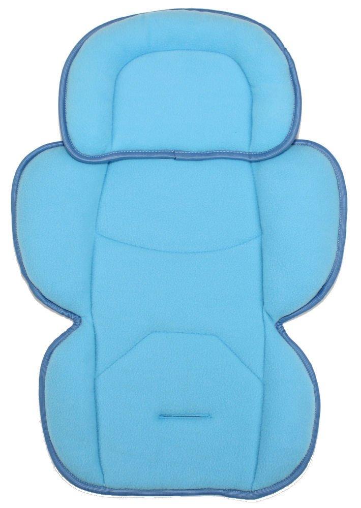 Sitzverkleinerer f/ür Babyschale Kindersitz Blau