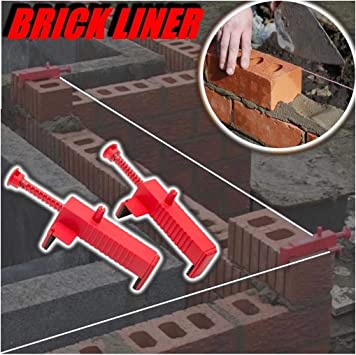 1Pair Wire Drawer Bricklaying Tool Fixer for Building Construction Fixture Tool