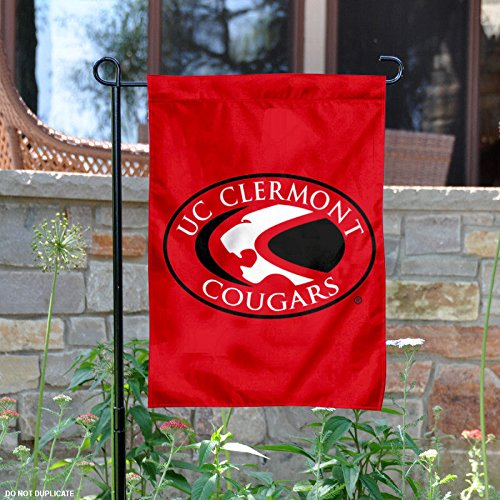 Cincinnati Clermont Cougars Garden Flag ()