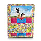 Kaytee Clean & Cozy Birthday Cake Bedding, 3000 Cubic Inch