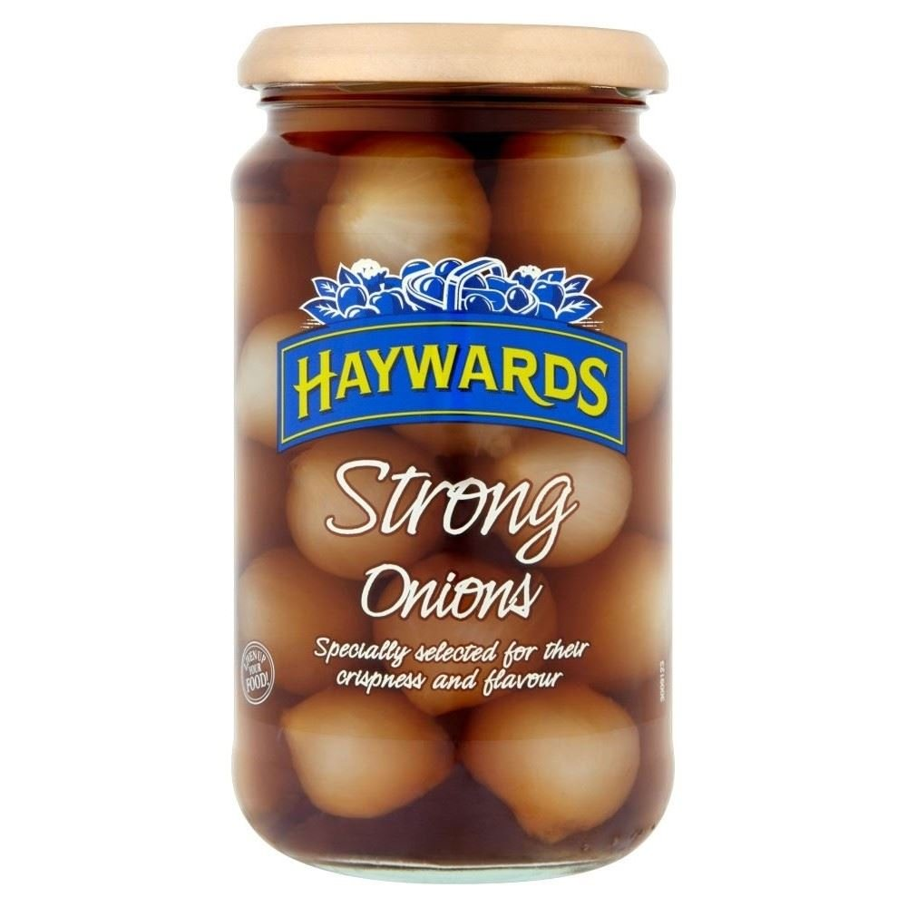 Haywards Strong Onions (454g) - Pack of 2 by Hayward's