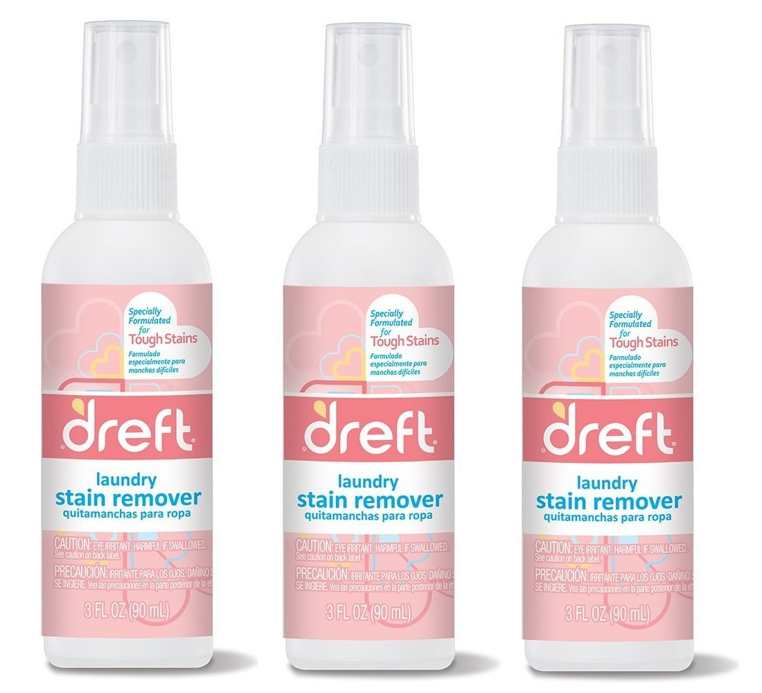 Amazon.com: Dreft Stain Remover - 3oz Travel Size - 3 Pack: Health & Personal Care
