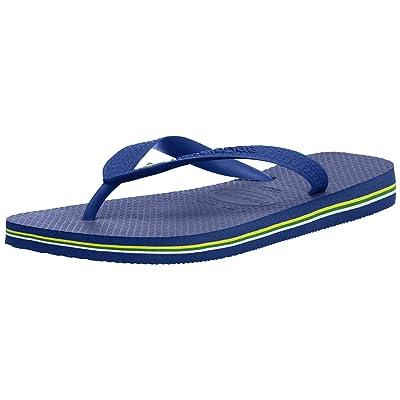 Amazon.com | Havaianas Brasil, Unisex Adult's Flip Flops | Flip-Flops