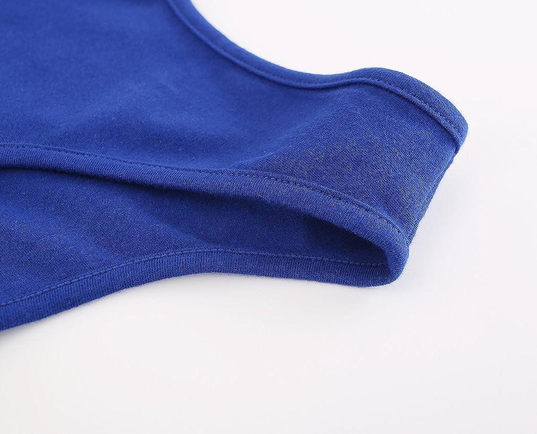 ZUMIY Maternity Top Pregnancy Nursing Breastfeeding Top Womens Cotton Round Neck Ruched Waist Maternity Cami Shirt