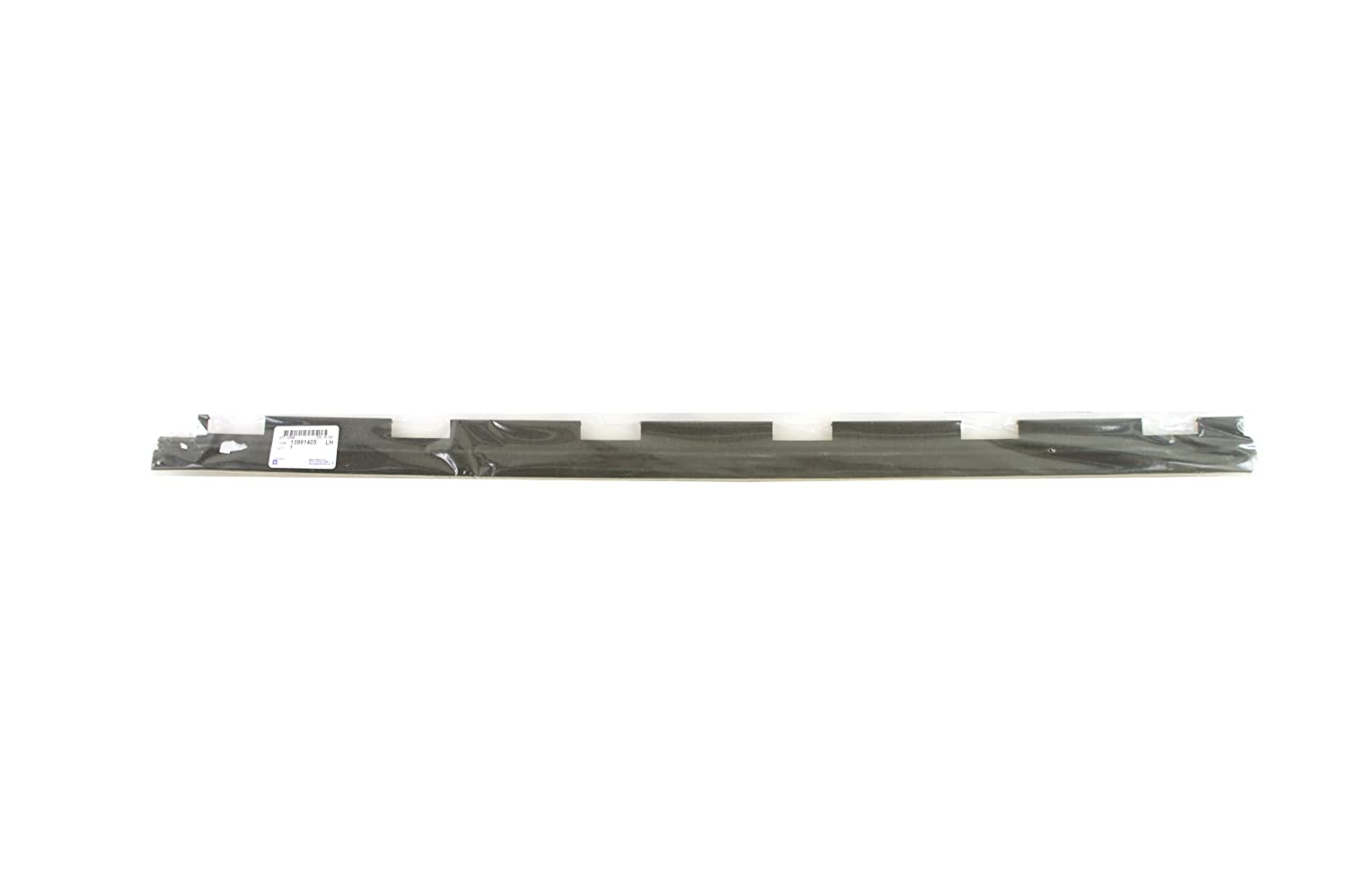 Genuine GM Parts 15991405 Driver Side Front Door Belt Molding Genuine General Motors Parts