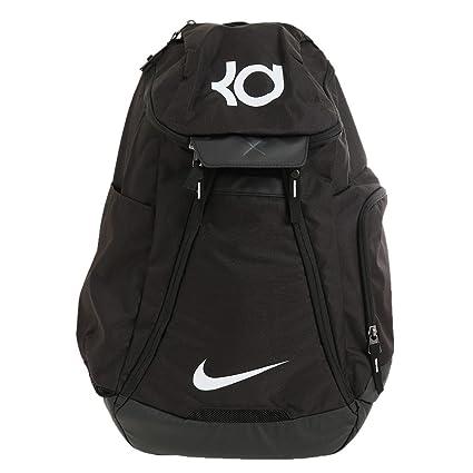 6ec4111a1171 Nike KD Max Air Elite Basketball Backpack Black White by Nike ...