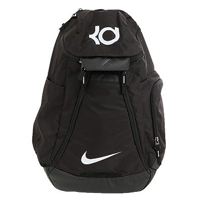 Nike KD Max Air Elite Basketball Backpack Black White  Amazon.in  Shoes    Handbags a08f0c8cae04d