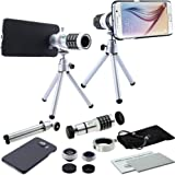 MP-Mall 4 in 1 Camera Lens Kit for Samsung Galaxy S6