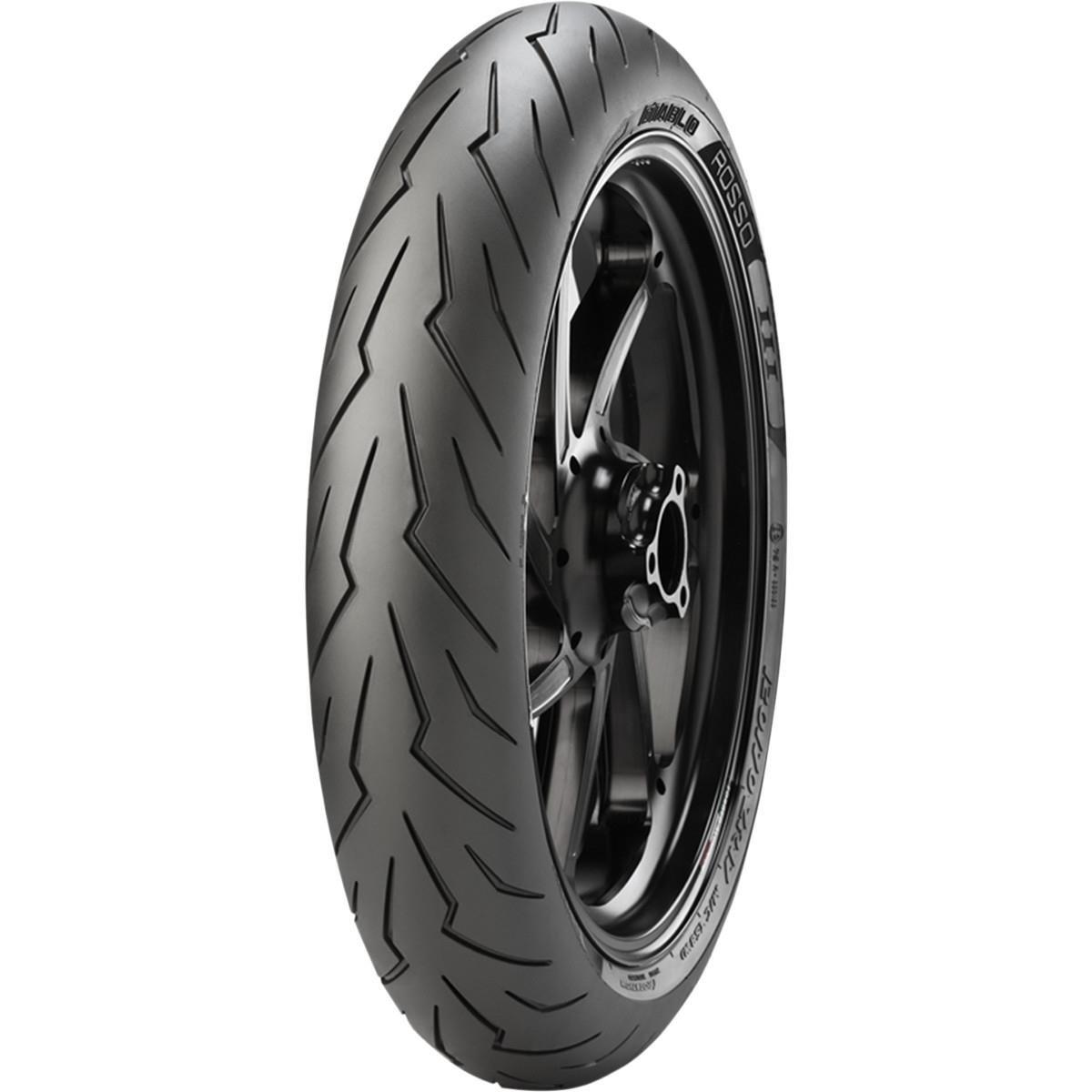 Pirelli 2807800 Pneumatico Moto Diablo Rosso 3