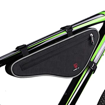 Amazon.com: JRTPK - Bolsa triangular para bicicleta ...