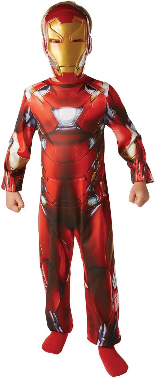 Avengers - Disfraz de Viuda Negra, Black Widow Classic para niña ...