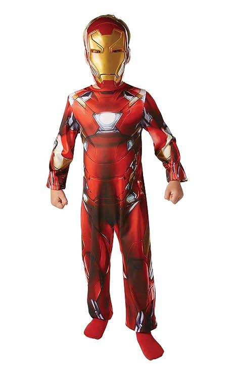 Rubie's Man Costume M M Iron It620676 Classic Modellicolori rAxUIr