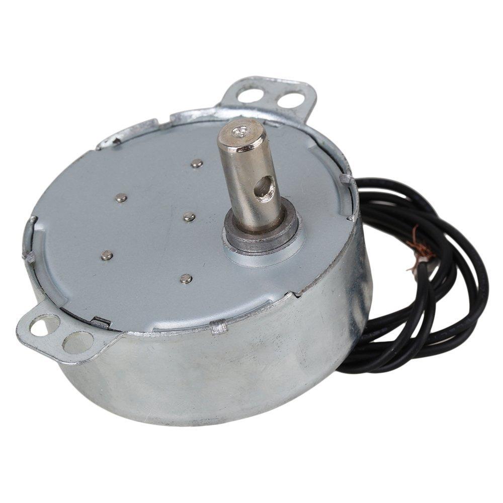 CNBTR TYC-50 15 – 18 RPM AC220 V CW/CCW motor eléctrico sincronizado con eje de 7 mm de diámetro yqltd BHBUKALIAINH1089