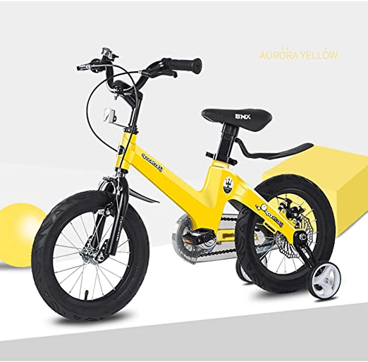 SJSF Y Bicicleta Infantil para 12141618, 2-12 años de Edad ...