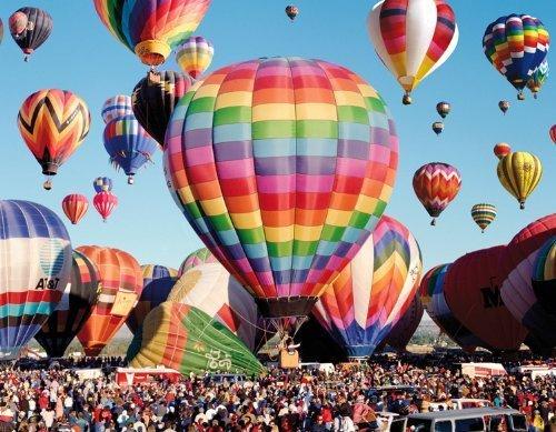 Hot Air Balloon Fiesta Albuquerque - 7