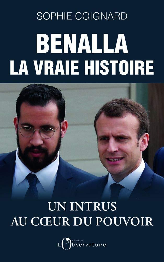 Benalla La Vraie Histoire 9791032906033 Amazon Com Books