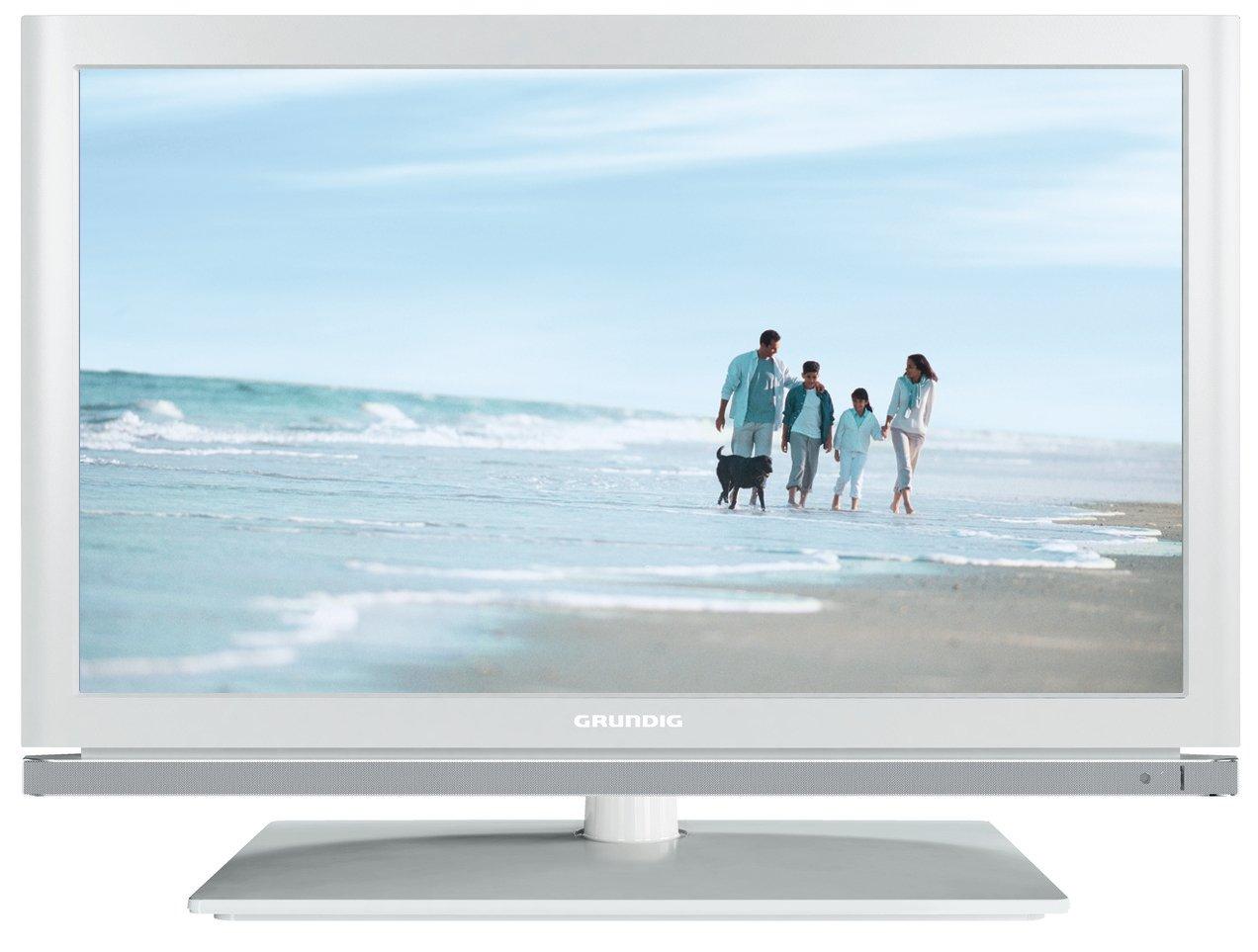 Grundig 22 VLE 8320 WG - Televisor (pantalla de 22