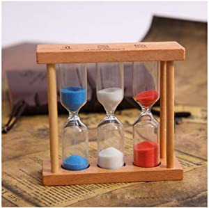 Win A Free Wooden Sand Hourglass Timers for Home Perfect Gifts Tea...