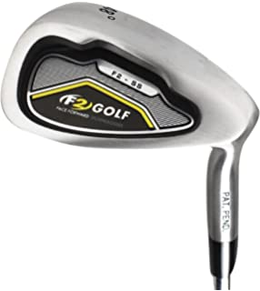 Amazon.com : F2 Golf Mens SS Cavity Back Wedge Golf Club ...
