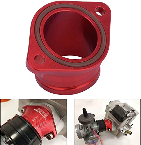 KIMISS Motorcycle Carb Carburetor Intake Manifold Boot Joint for YZ85 2002-2012
