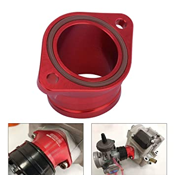 AnXin Carburetor Intake Manifold Boot Joint For ZONGSHENG