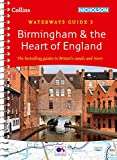 Birmingham & the Heart of England (Collins Nicholson Waterways Guides)