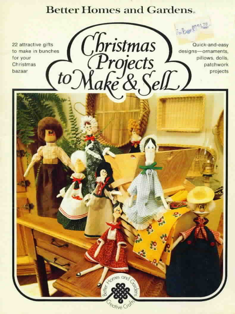 Easy Christmas Crafts To Make And Sell.Better Homes And Gardens Christmas Projects To Make Sell