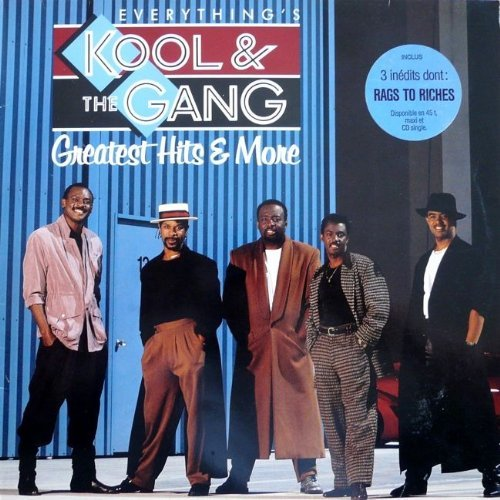 Kool and The Gang-Everythings Kool and The Gang Greatest Hits and More-CD-FLAC-1988-flachedelic Download