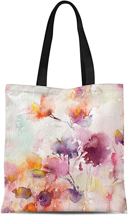 Large Weekender Carry-on Ambesonne Abstract Gym Bag Delicate Leaves Art