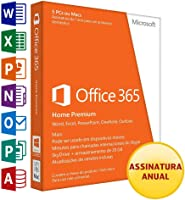 MICROSOFT OFFICE 365 LICENÇA 01 ANO 2019 PRO PLUS - 5 LICENÇAS (PC, MAC, ANDROID OU IOS) + 1 TB DE HD VIRTUAL - DOWNLOAD