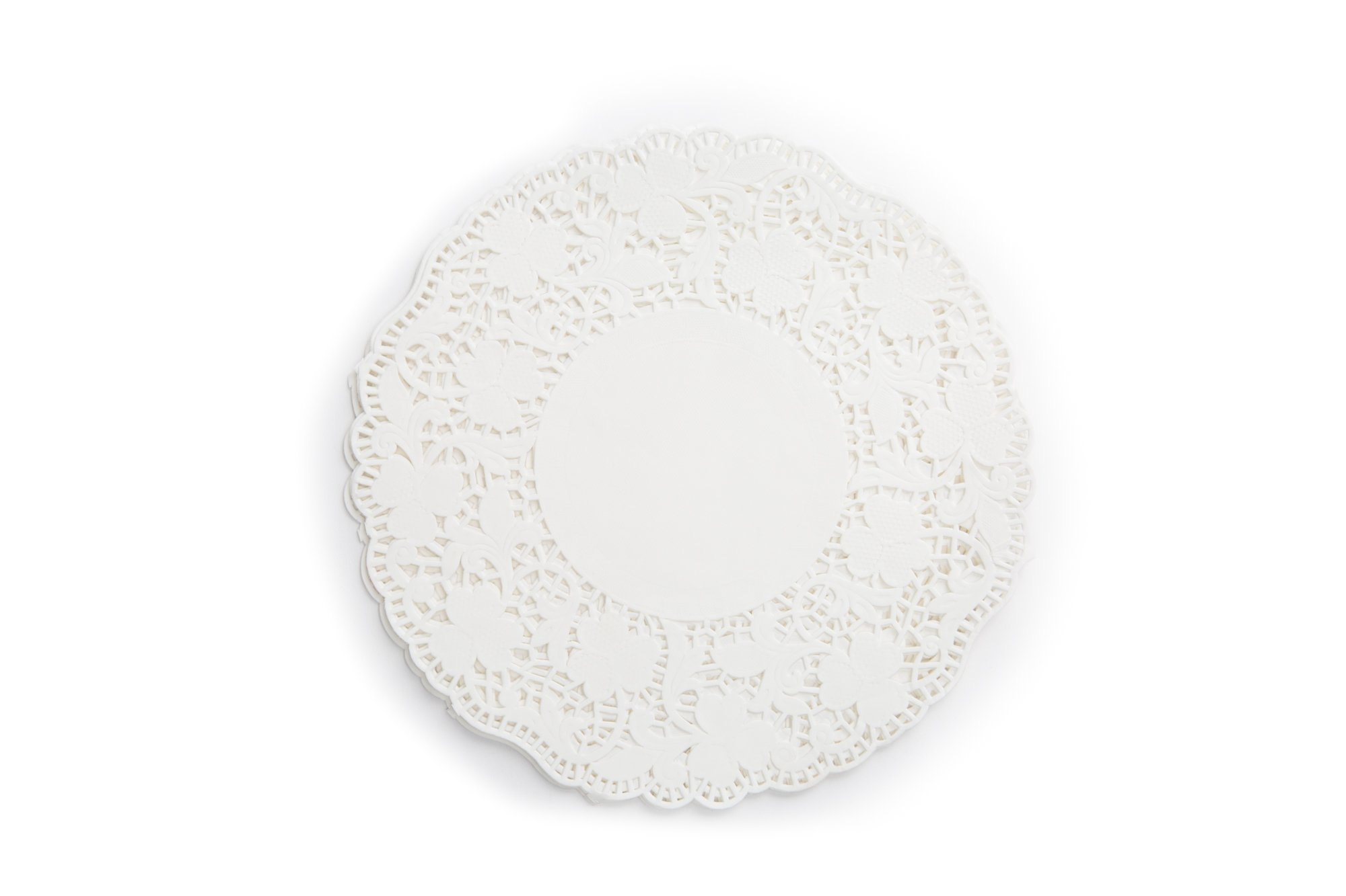 Fox Run 7372 Paper Lace Doilies, 8-Inch, Pack of 24