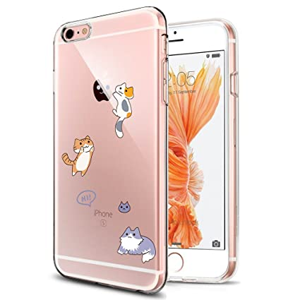 iphone 6 case transparent thin