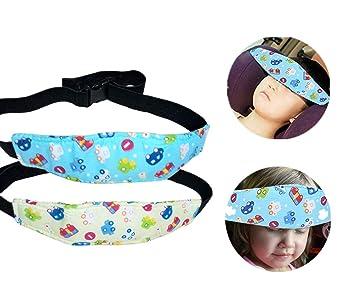 Stroller Car Baby Head Belt Child Seat Safety Headband Toddler Pushchair Equip