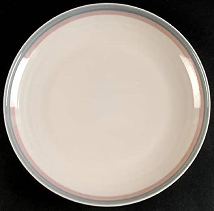 Pfaltzgraff Aura-Pink 10u0026quot; Dinner Plate & Amazon.com | Pfaltzgraff Aura-Pink 10