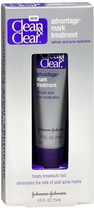 CLEAN & CLEAR ADVANTAGE Mark Treatment Acne Medication 0.50 oz (Pack of 3) SHISEIDO by Shiseido - Creamy Cleansing Emulsion --200ml/6.7oz - WOMEN