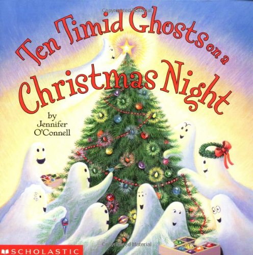Download Ten Timid Ghosts On A Christmas Night (Read With Me) PDF