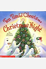 Ten Timid Ghosts On A Christmas Night (Read With Me) Paperback