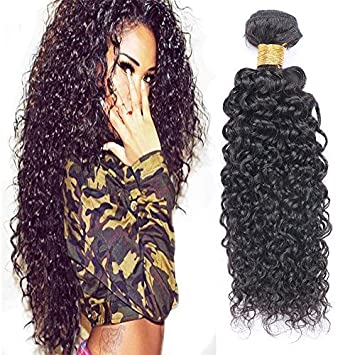 Amazon capelli hair 6a brazilian kinky curly virgin hair 3 capelli hair 6a brazilian kinky curly virgin hair 3 bundles curly hair extensions 12 14 16 pmusecretfo Gallery