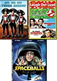 Comedy Blast Stripes/Spaceballs + The Three Amigos Comedy Feature Groundhog Day/Ghostbusters 5 films Bundle