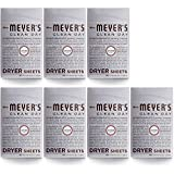 Mrs. Meyer's Clean Day Dryer Sheets - Lavender - 80 ct - 7 pk