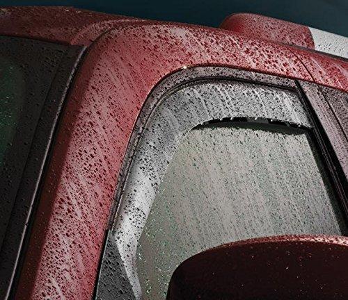 G3 Jeu de 2 D/éflecteurs De Vent Avant pour Peugeot BIPPER Tepee 2008-2018