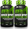 Muscle Pharm Shred Sport 60 Capsules
