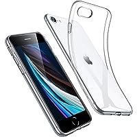 ESR Funda TPU para iPhone SE 2020/8/7 4.7'', Anti-amarillea y Anti-Arañazos, Carcasa Silicona HD Claro Híbrido, Esquinas…