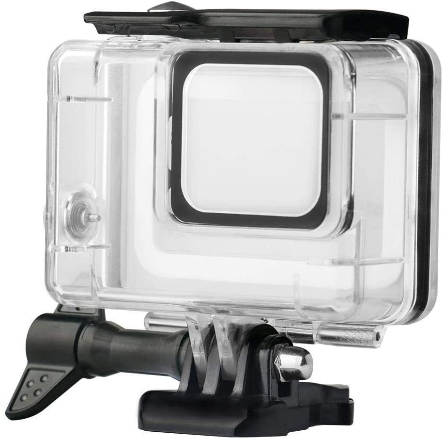 40m Underwater Waterproof Case Housing Floating Hand Grip Hand Strap for Gopro Hero7 Hero 7 Black White Silver Action Cam