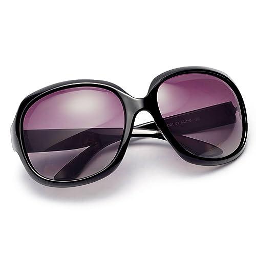 ccec26e2cc10 Polarized Sunglasses for Women, AkoaDa UV400 Lens Sunglasses for Female  Fashionwear Pop Polarized Sun Eye