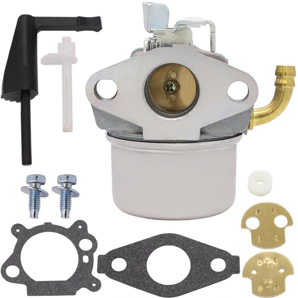 Carburetor for Briggs Stratton Craftsman Tiller Intek 190 6 HP 206 5.5hp Engine